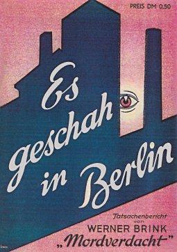 Es Geschah In Berlin Hörspiel